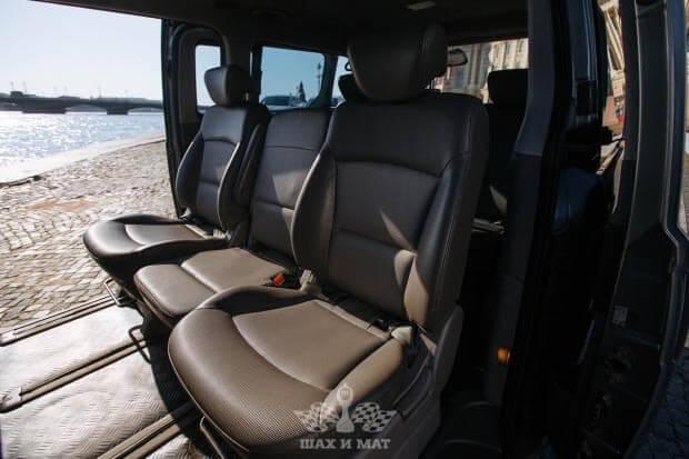 Прокат Hyundai Starex #1