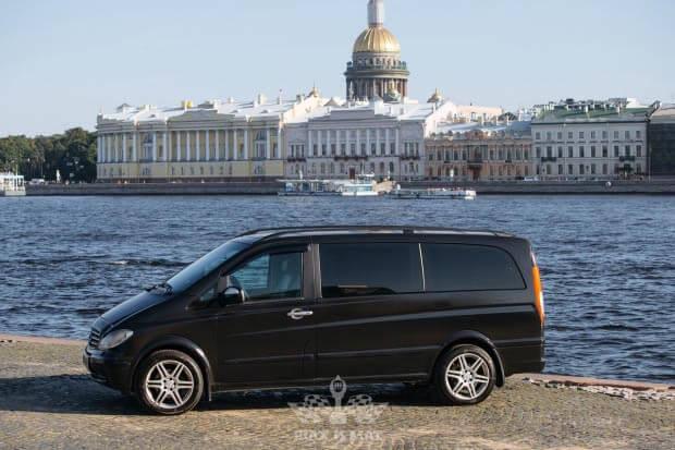 Прокат Mercedes Viano #2