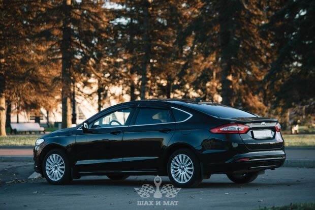 Аренда Ford Mondeo 2017