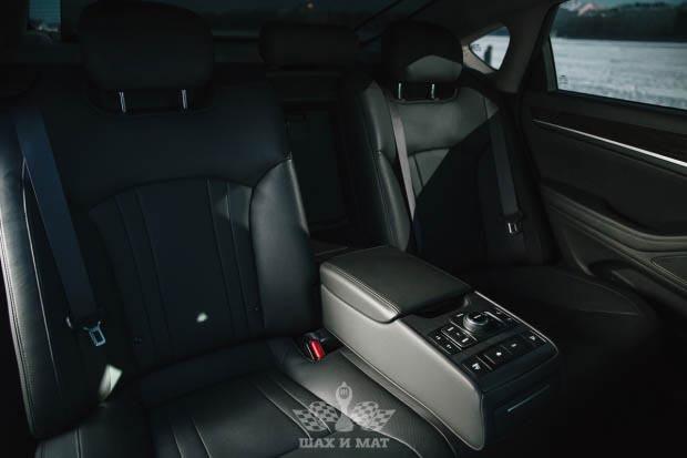 Прокат Genesis G80