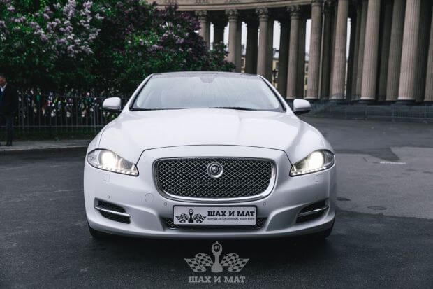 Прокат Jaguar Xj long Supercharged