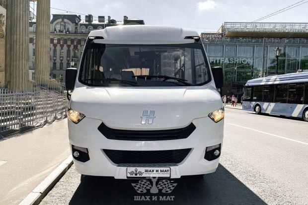 Аренда автобуса Неман на 30 мест