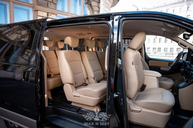 Аренда Hyundai H-1