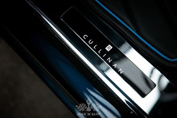 Аренда Rolls-Royce Cullinan