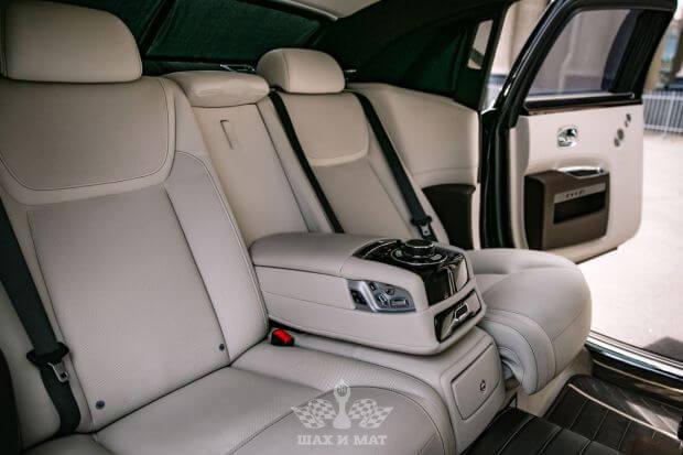 Аренда Rolls-Royce Ghost EWВ (Long)