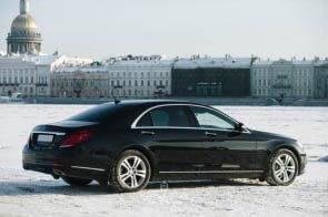 Прокат Mercedes S-класс 222