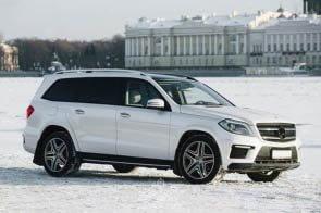 Аренда Mercedes GL-class