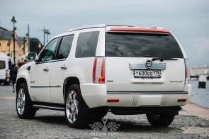 Аренда Cadillac Escalade