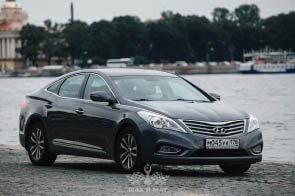 Прокат Hyundai Grandeur