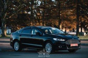 Прокат Ford Mondeo 2017
