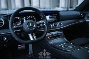 Аренда Mercedes E-class W213 (restyle 2021)