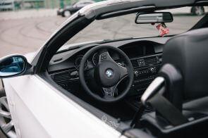 Аренда BMW 3 (E90) cabrio #1