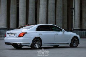 Аренда Genesis G90 VIP