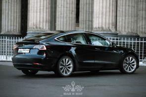 Аренда Tesla Model 3 Long Range (black)