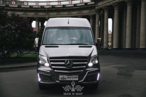 Аренда Mercedes Sprinter VIP (gray)
