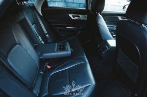 Аренда Jaguar XF (синий)