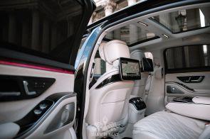 Аренда Mercedes S-class W223