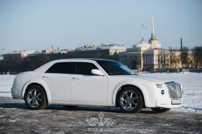 Прокат Chrysler Phantom style
