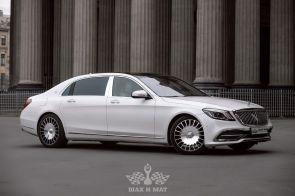 Аренда Mercedes Maybach S560 NEW (white)