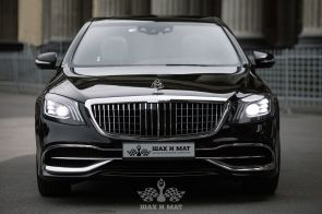 Аренда Mercedes Maybach S560 NEW