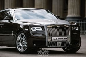 Аренда Rolls-Royce Ghost EWВ (Long)