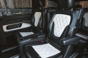 Аренда Mercedes V-class VIP