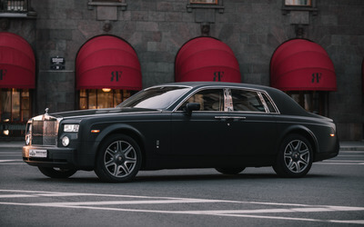 скидка на Rolls-Royce Phantom